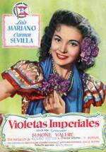 Violetas imperiales (1952)