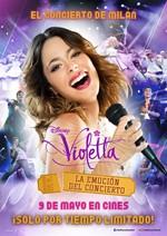 Violetta. La emoción del concierto (2014)