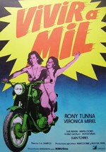 Vivir a mil (1976)
