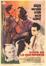 Vivir es lo que importa (1961)