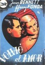 Volvió el amor (1938)