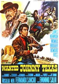 Wanted Johnny Texas (1967)