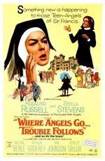 Where Angels Go... Trouble Follows! (1968)