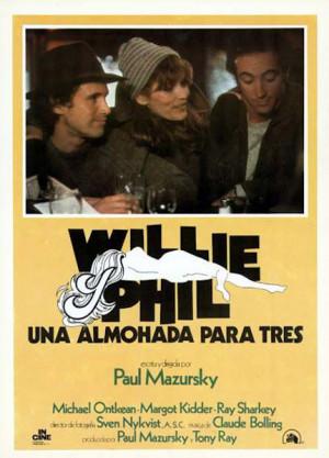Willie y Phil (Una almohada para tres)