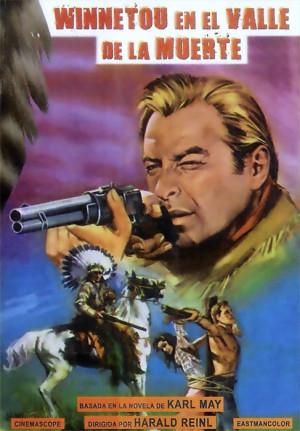 Winnetou en el valle de la muerte (1968)