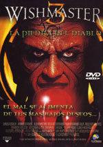 Wishmaster 3. La piedra del diablo (2001)