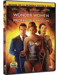Wonder Women y el profesor Marston