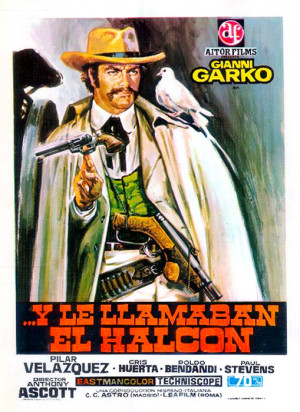 ...Y le llamaban El Halcón (1971)