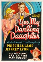 Yes, My Darling Daughter (1939)