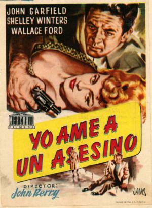 Yo amé a un asesino (1951)