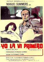 Yo la vi primero (1974)