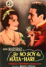 Yo no soy la Mata-Hari (1949)