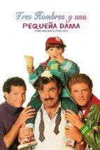 Tres hombres y una pequeña dama (1990)
