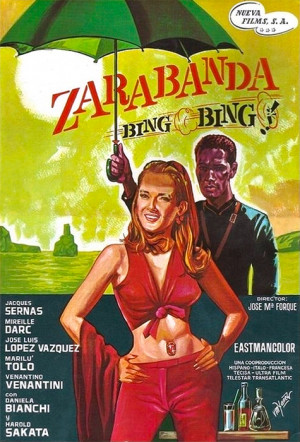 Zarabanda, bing, bing (1966)