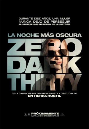 La noche más oscura (Zero Dark Thirty) (2013)