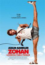 Zohan: Licencia para peinar (2008)