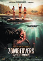 Zombeavers (Castores zombies) (2014)