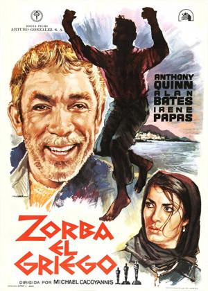 Zorba, el griego (1964)
