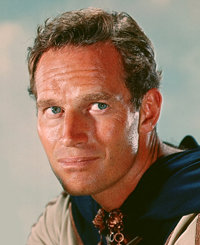 Charlton�Heston