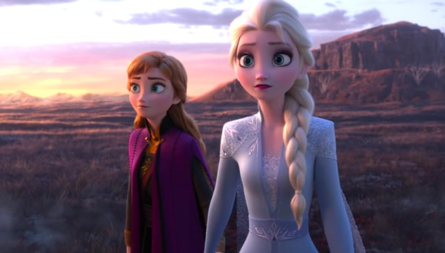 Frozen 2 (II)