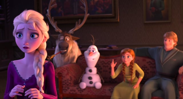 Frozen 2 (III)